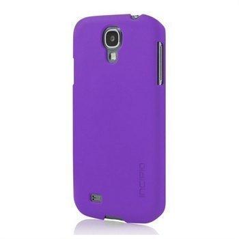 Samsung Galaxy S4 I9500 I9505 Incipio Feather Suojakotelo Violetti