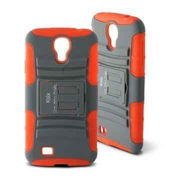 Samsung Galaxy S4 I9500 I9505 Ksix Adventure Case Red