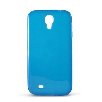 Samsung Galaxy S4 I9500 I9505 Ksix Flex TPU-Suojakuori Sininen