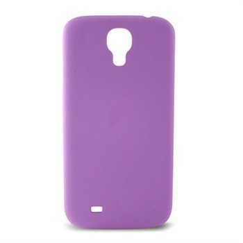 Samsung Galaxy S4 I9500 I9505 Ksix Kuminen Suojakuori Violetti