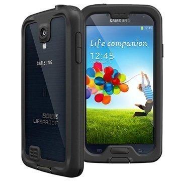 Samsung Galaxy S4 I9500 I9505 LifeProof Fre Vedenkestävä Kotelo Musta