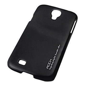 Samsung Galaxy S4 I9500 I9505 Rock New Naked Shell Faceplate Black