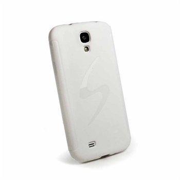 Samsung Galaxy S4 I9500 I9505 Tuff-Luv E-Volve S Suojakotelo Valkoinen