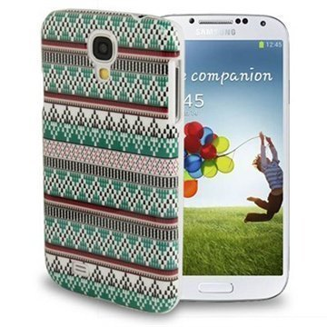 Samsung Galaxy S4 I9500 I9505 Tuff-Luv Navajo Aztec Case Kasa