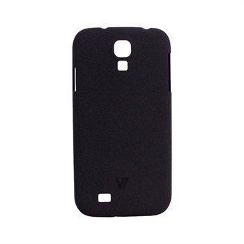 Samsung Galaxy S4 I9500 I9505 V7 Metro Anti-Slip Kotelo Musta