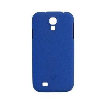 Samsung Galaxy S4 I9500 I9505 V7 Metro Anti-Slip Kotelo Sininen