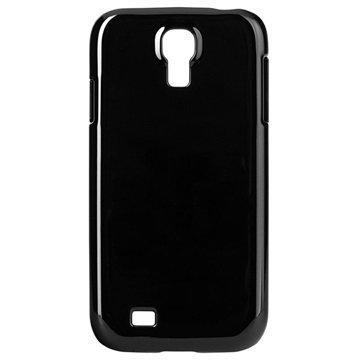 Samsung Galaxy S4 I9500 I9505 Xqisit iPlate Glossy Hard Case Black