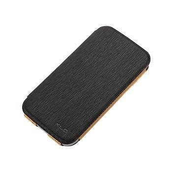 Samsung Galaxy S4 I9500 Kalaideng Charming2 Suojakotelo Musta