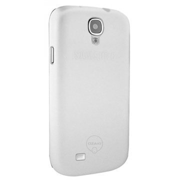 Samsung Galaxy S4 I9500 Ozaki Jelly Ultra Thin Snap-on Cover Transparent