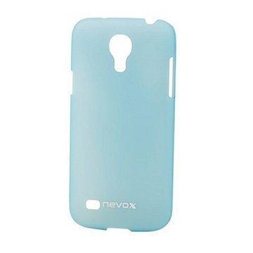 Samsung Galaxy S4 Mini I9190 I9192 Nevox StyleShell Takakuori Sininen