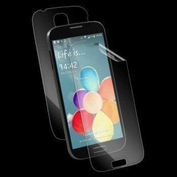 Samsung Galaxy S4 Mini I9190 i9195 ZAGG InvisibleSHIELD Näytönsuoja