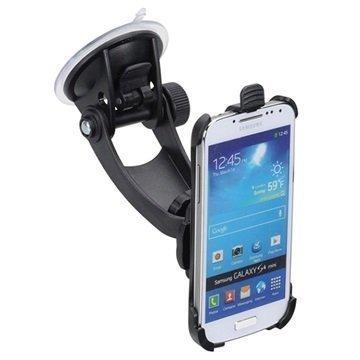 Samsung Galaxy S4 Mini I9190 iGrip T5-94971 Matkasarja / Autoteline Musta