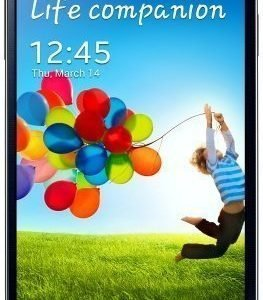 Samsung Galaxy S4 Plus I9506 LTE 4G Black Mist