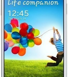 Samsung Galaxy S4 Plus I9506 LTE 4G White Frost