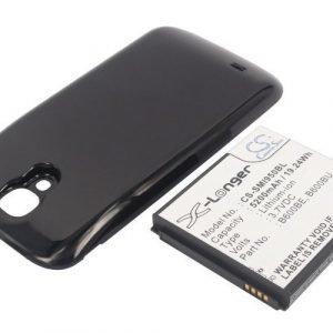 Samsung Galaxy S4 Tehoakku erillisellä mustalla takakannella 5200 mAh
