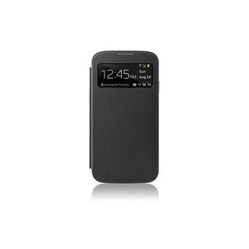 Samsung Galaxy S4 i9500 i9505 Naztech ID Flip Cover Black