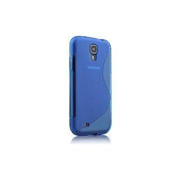 Samsung Galaxy S4 i9500 i9505 Naztech TPU S Cover Dark Blue