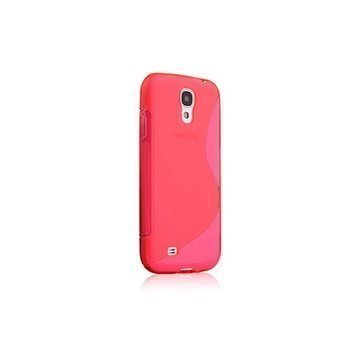 Samsung Galaxy S4 i9500 i9505 Naztech TPU S Cover Pink