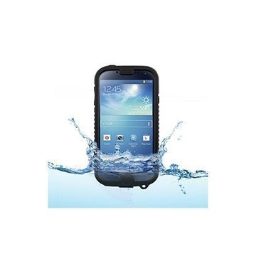 Samsung Galaxy S4 i9500 i9505 Naztech Vault Waterproof Case Black