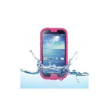 Samsung Galaxy S4 i9500 i9505 Naztech Vault Waterproof Case Pink