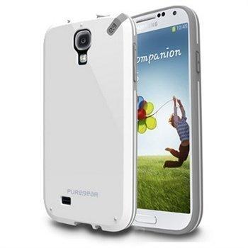 """Samsung Galaxy S4 i9500 i9505 Pure-Gear Slim Shell Kuori â"""" Vaniljapapu"""