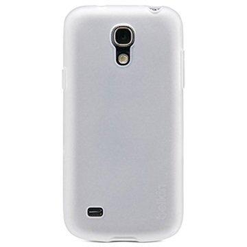 Samsung Galaxy S4 mini I9190 Belkin Grip Sheer Matte TPU-Kotelo Valkoinen