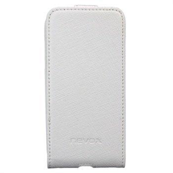 Samsung Galaxy S4 mini I9190 Nevox Relino Flip Case White