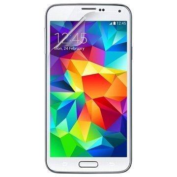 Samsung Galaxy S5 Belkin TrueClear Näytönsuoja Läpinäkyvä