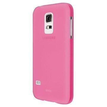 Samsung Galaxy S5 Mini Artwizz Kuminen Suojakuori Pinkki
