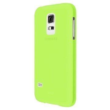 Samsung Galaxy S5 Mini Artwizz Kuminen Suojakuori Vihreä