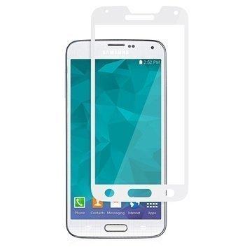 Samsung Galaxy S5 Moshi iVisor XT Näytönsuoja Valkoinen