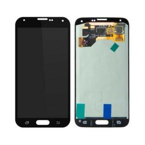 Samsung Galaxy S5 Näyttö Musta