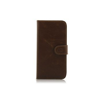 Samsung Galaxy S5 Naztech Klass Case Brown