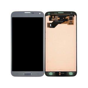 Samsung Galaxy S5 Neo Näyttö Harmaa