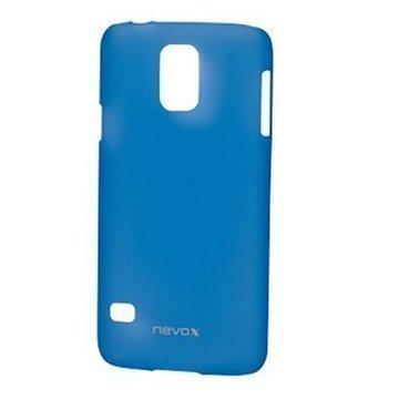 Samsung Galaxy S5 Nevox StyleShell Faceplate Sininen