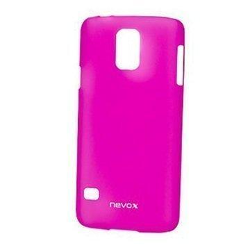 Samsung Galaxy S5 Nevox StyleShell Takakuori Pinkki