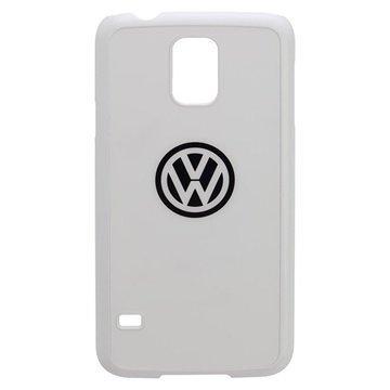 Samsung Galaxy S5 Volkswagen Klassinen Takakansi Valkoinen