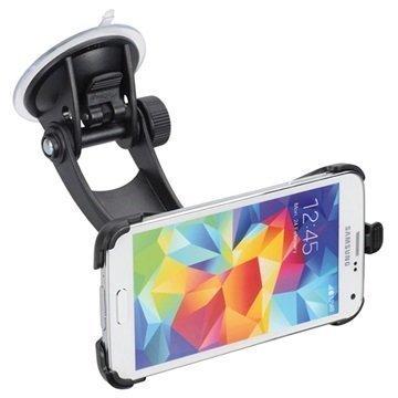 Samsung Galaxy S5 iGrip T5-94972 Matkasarja / Autoteline Musta