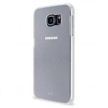 Samsung Galaxy S6 Artwizz Rubber Clip Kuminen Suojakuori Läpinäkyvä