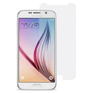 Samsung Galaxy S6 Artwizz ScratchStopper Näytönsuoja Läpinäkyvä