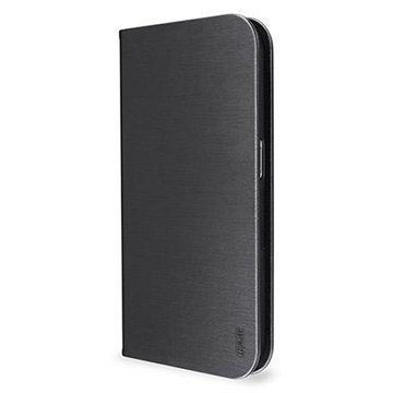 Samsung Galaxy S6 Artwizz SeeJacket Foliokotelo Musta