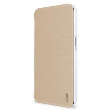 Samsung Galaxy S6 Artwizz SmartJacket Läppäkotelo Kulta