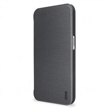 Samsung Galaxy S6 Artwizz SmartJacket Läppäkotelo Musta
