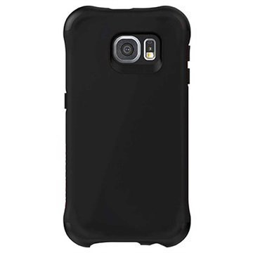Samsung Galaxy S6 Ballistic Urbanite -Sarjan Kovakotelo Musta