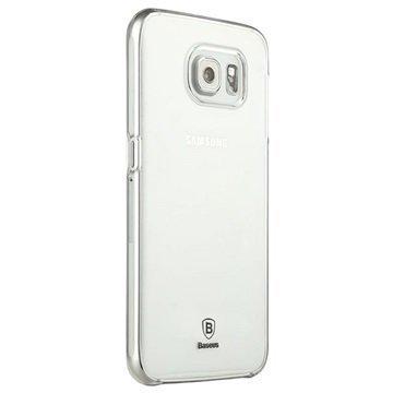 Samsung Galaxy S6 Baseus Sky Series Kova Kotelo Läpinäkyvä