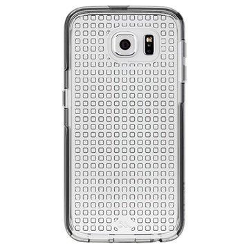 Samsung Galaxy S6 Case-Mate Tough Air Suojakuori Kirkas / Musta