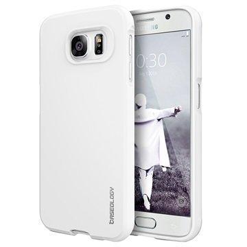 Samsung Galaxy S6 Caseology Daybreak TPU-Kotelo Valkoinen