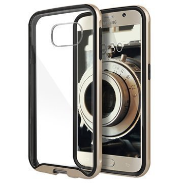 Samsung Galaxy S6 Caseology Waterfall Kuori Kulta