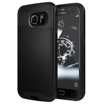 Samsung Galaxy S6 Caseology Wavelength Suojakuori Musta