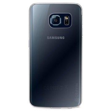 Samsung Galaxy S6 Edge Griffin Sheel Suojakotelo Läpinäkyvä